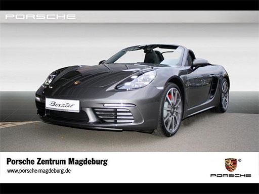 Unser exklusives Leasingangebot für gewerbliche Kunden: Porsche 718 Boxster S