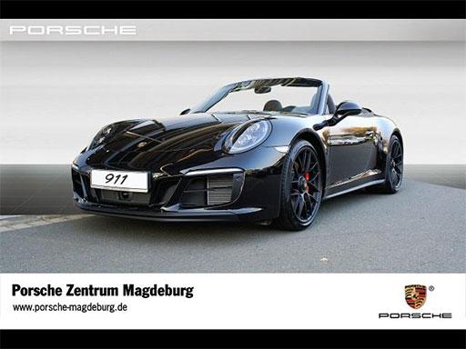 Unser exklusives Leasingangebot für gewerbliche Kunden: Porsche 911 Carrera 4 GTS Cabriolet