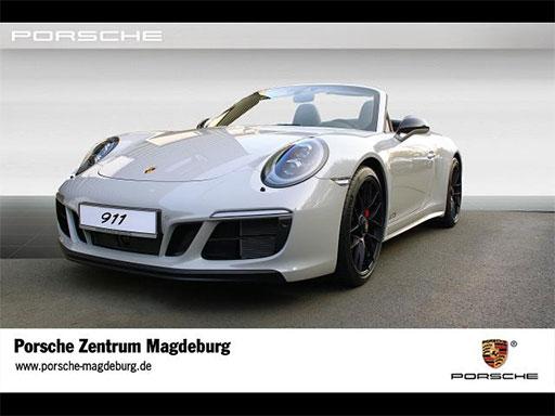 Unser exklusives Leasingangebot für gewerbliche Kunden: Porsche 911 Carrera GTS Cabriolet