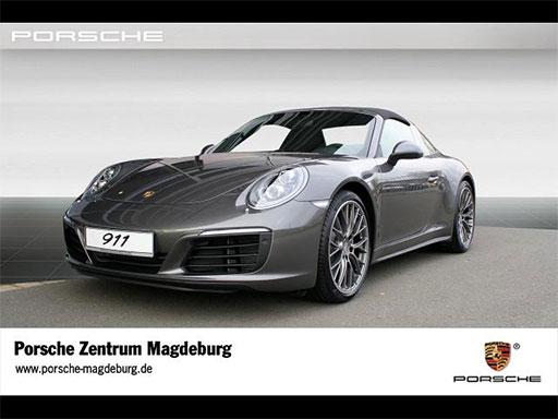 Unser exklusives Leasingangebot für gewerbliche Kunden: Porsche 911 Targa 4