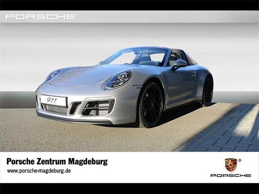 Unser exklusives Leasingangebot für gewerbliche Kunden: Porsche 911 Targa 4 GTS