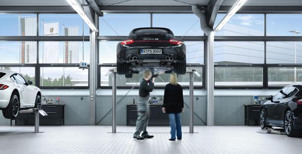 Porsche Zentrum Magdeburg 187 Kfz Mechatroniker In